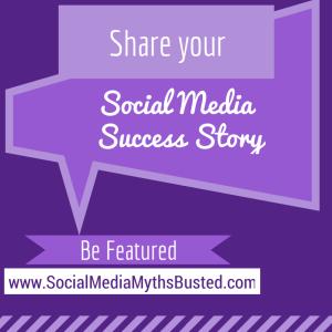 ShareYourSocialMediaSuccessStory