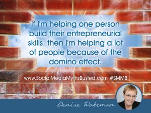 DeniseWakeman_SMMB_dominoeffect